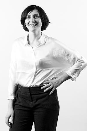 Portrait de Sandrine Guérineau