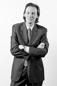 Portrait d'Alexandre Lebkiri